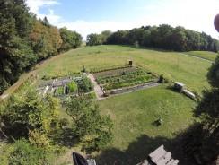 Jardinage et partage aux Belles Vernes